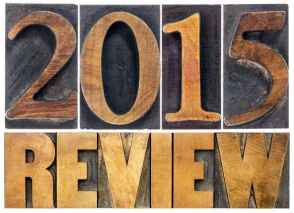 review of 2015 year typography